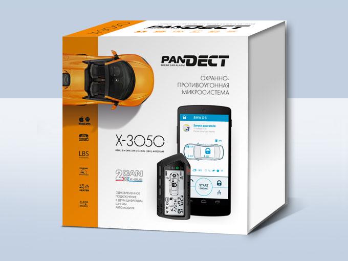 pandect-x3050