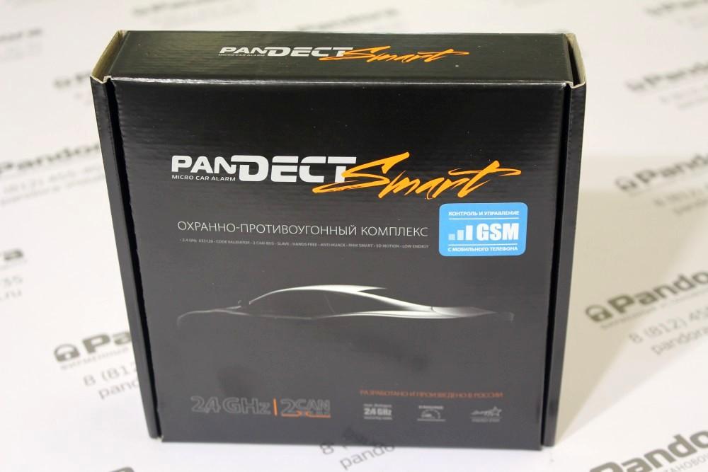 pandect smart gsm инструкция